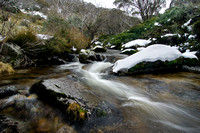 Thredbo River Kosciuszko NSW
