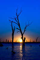 Last Light Lake Mulwala NSW