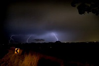 Lightning Storm Over Kingswood